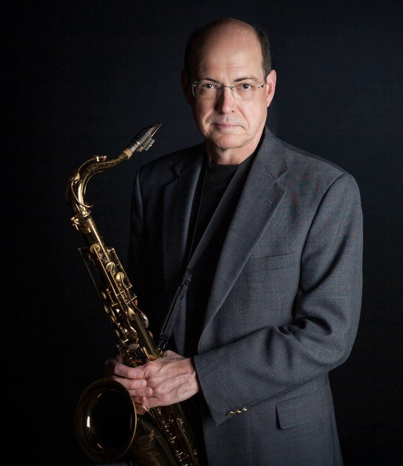 Sam Fagaly, Director of Jazz Studies & Professor of Saxophone - Eastern Illinois University