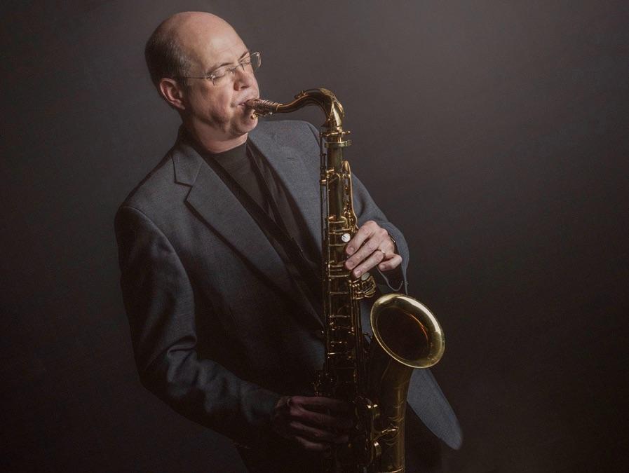 Sam Fagaly, Jazz Saxophone Performer