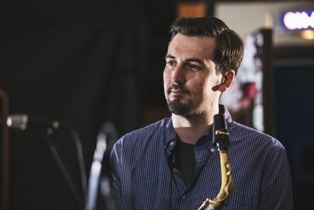 Josh Marcus, Saxophonist