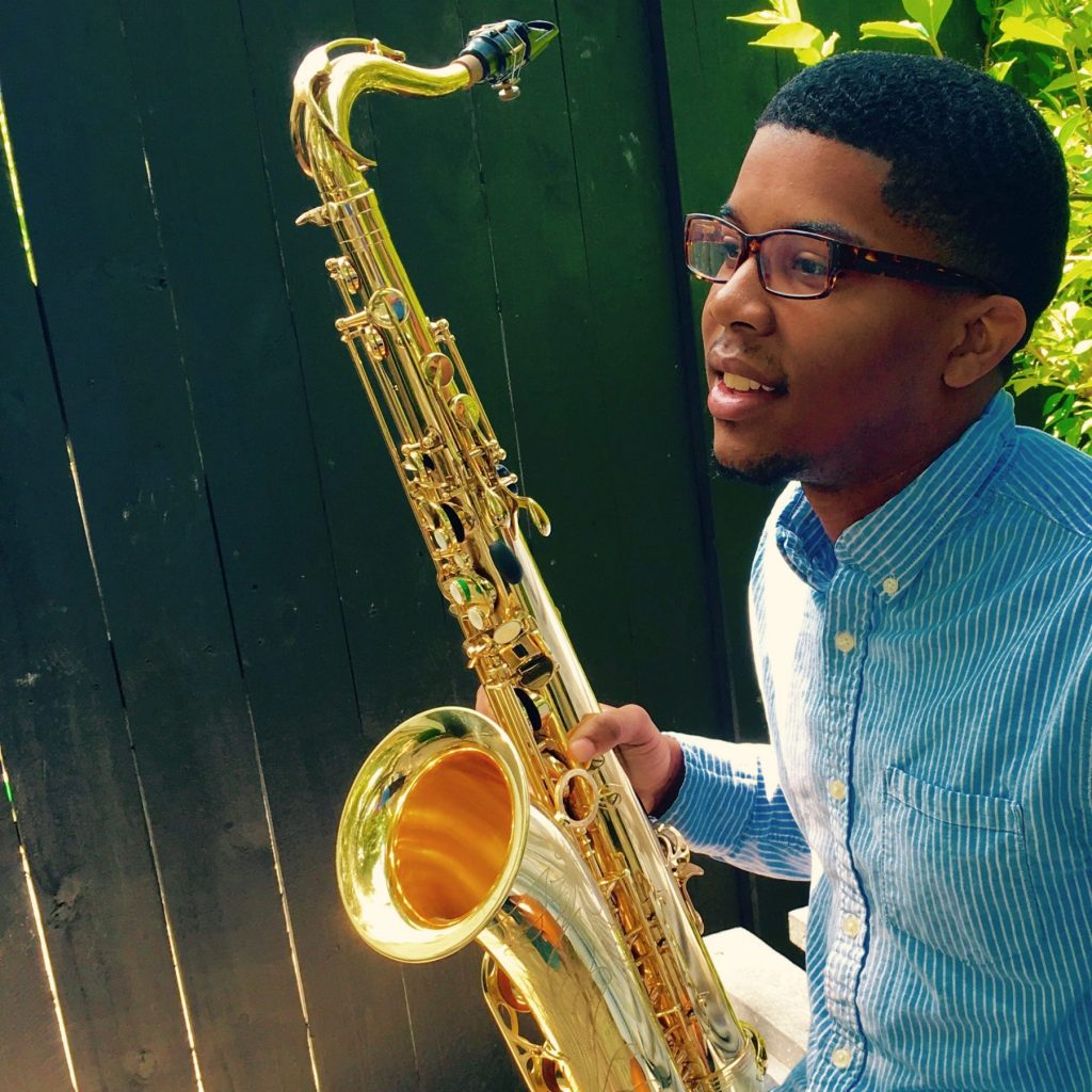Willie Morris, saxophonist, composer, and educator